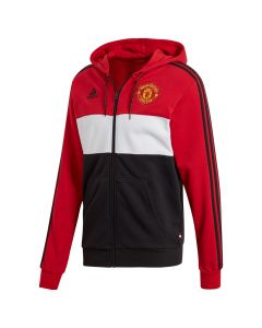 Manchester United Adidas jopica s kapuco