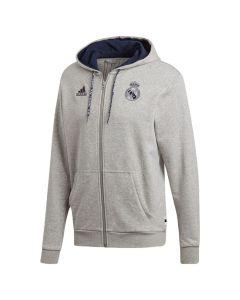 Real Madrid Adidas jopica s kapuco