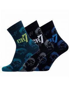 CR7 3x dečje čarape