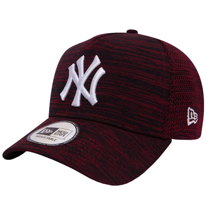 New York Yankees New Era 9FORTY Engineered Fit A Frame Mütze ...