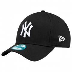 New York Yankees New Era 9FORTY League Essential kačket Black (10531941)