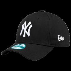 New York Yankees New Era 9FORTY League Essential kapa Black (10531941)