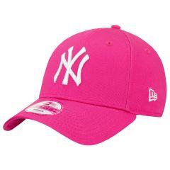 New York Yankees New Era 9FORTY League Essential ženska kapa (11157578)