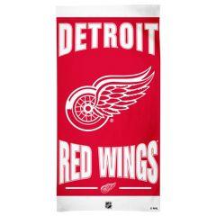 Detroit Red Wings brisača 75x150