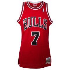 Toni Kukoć 7 Chicago Bulls 1997-98 Mitchell & Ness Swingman dres