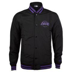 Los Angeles Lakers New Era Team App Pop Logo Varsity jakna