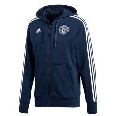 Manchester United Adidas Track zip majica sa kapuljačom