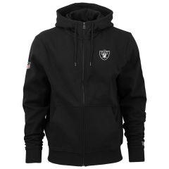 Oakland Raiders New Era Team Apparel Number duks sa kapuljačom