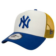 New York Yankees New Era Trucker A Frame kapa