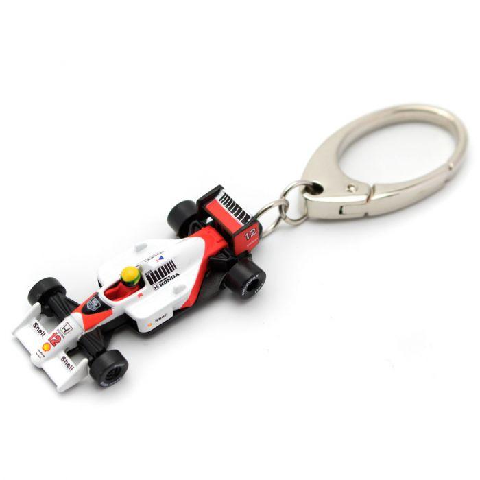 Ayrton Senna McLaren Mp 4/4 obesek