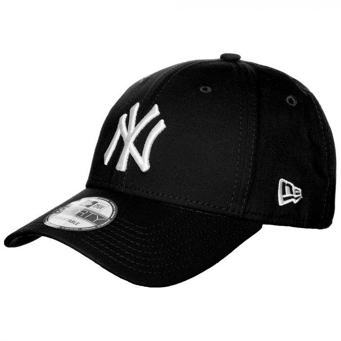 26b35aaa New York Yankees New Era 9FORTY League Essential Youth cappellino Black  (10879076)