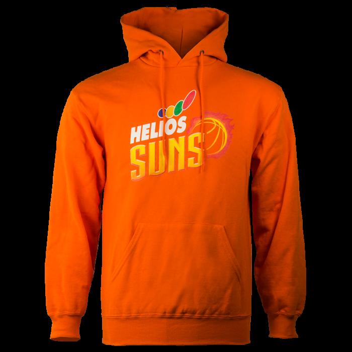 Helios Suns otroška jopica s kapuco
