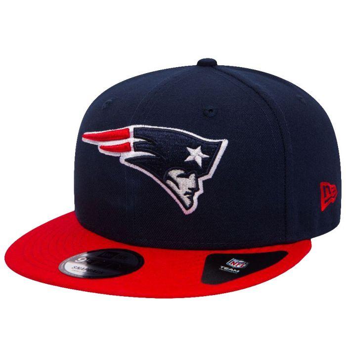 New Era 9FIFTHY Team Snap kapa New England Patriots (80524713)