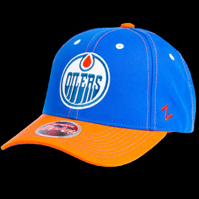 Edmonton Oilers Zephyr Staple kapa