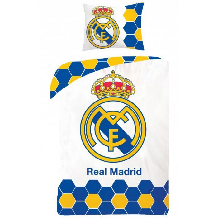 Real Madrid Bettwäsche 140x200 Stadionshop