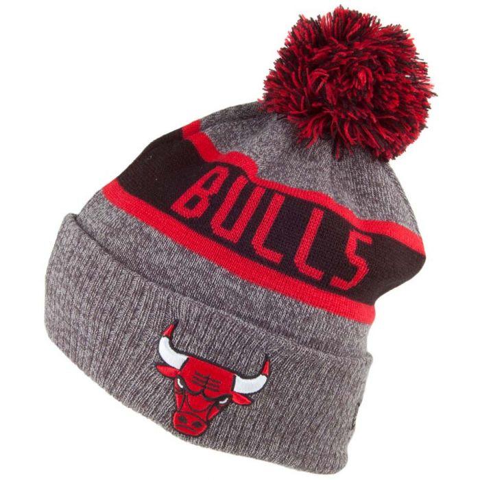 bb97d5b5ad706 New Era Marl Youth cappello invernale Chicago Bulls (80524644 ...