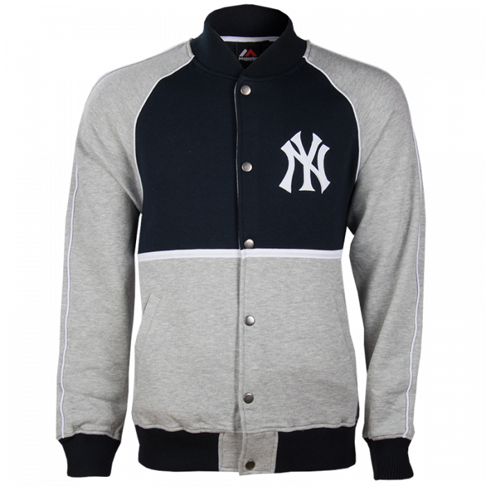 New York Yankees Majestic Athletic Letterman giacca (MNY3774NL ... 471165c76e6f