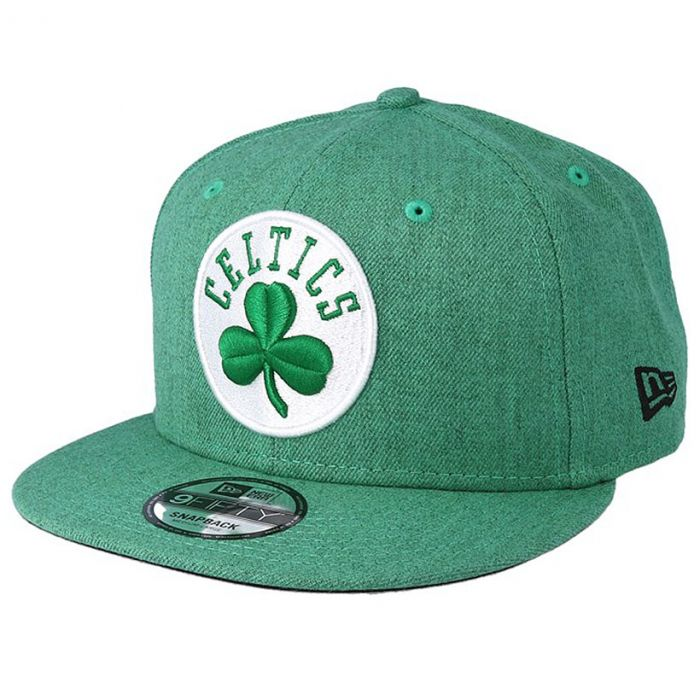 Boston Celtics New Era 9FIFTY Team Heather kapa (80536658)