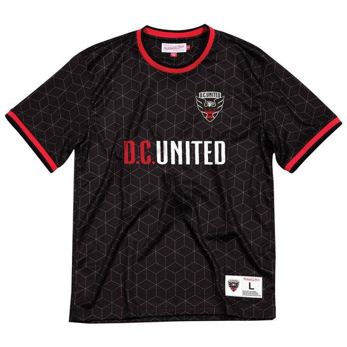 D.C. United Mitchell & Ness Equaliser Top majica