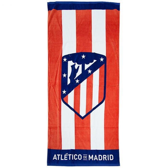 Atlético De Madrid Badetuch 76x152 Stadionshop