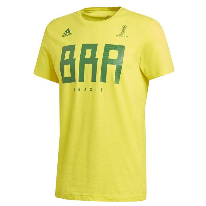 Brazilija Adidas FIFA World Cup Russia 2018 majica (CW1986)