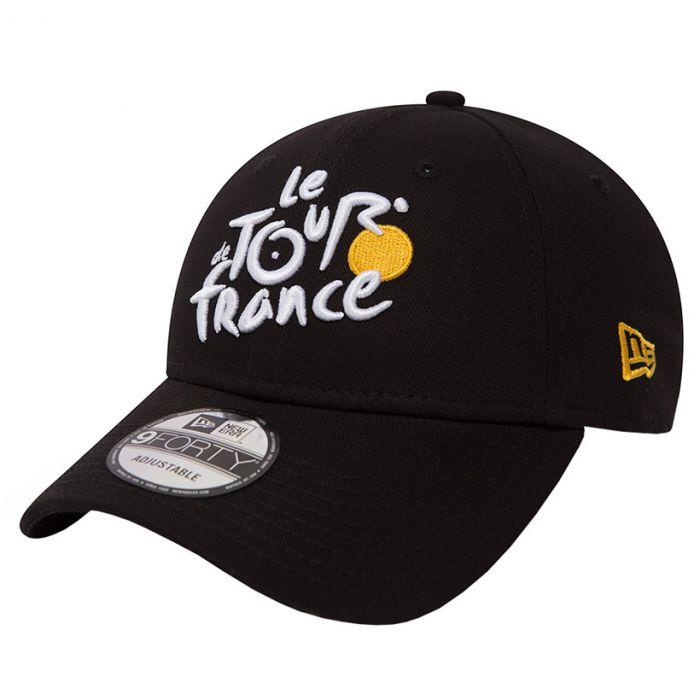 Tour de France New Era 9FORTY Essential Black kapa (11579017)