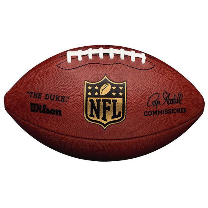 nfl pallone  Wilson The Duke NFL pallone per football americano (WTF1100 ...