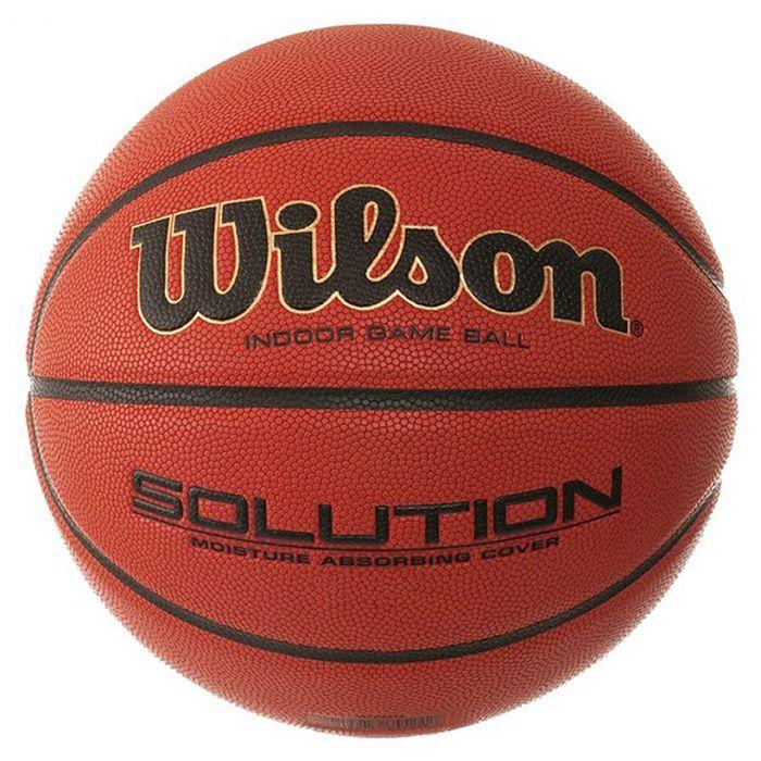 Wilson Solution FIBA košarkarska žoga 7 (B0616X)