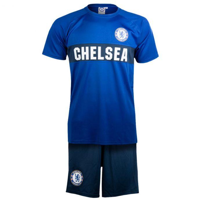 Chelsea Panel otroški trening komplet