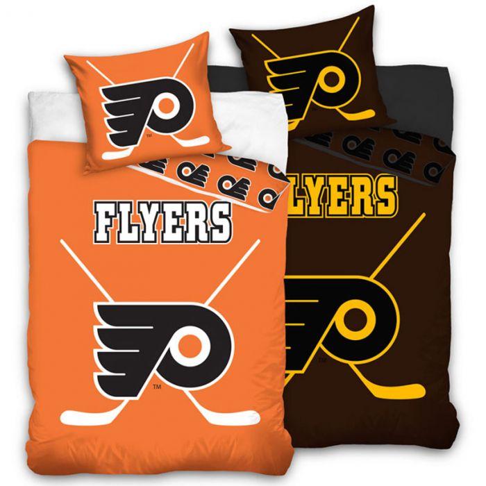 Philadelphia Flyers Glow In The Dark posteljnina 140x200