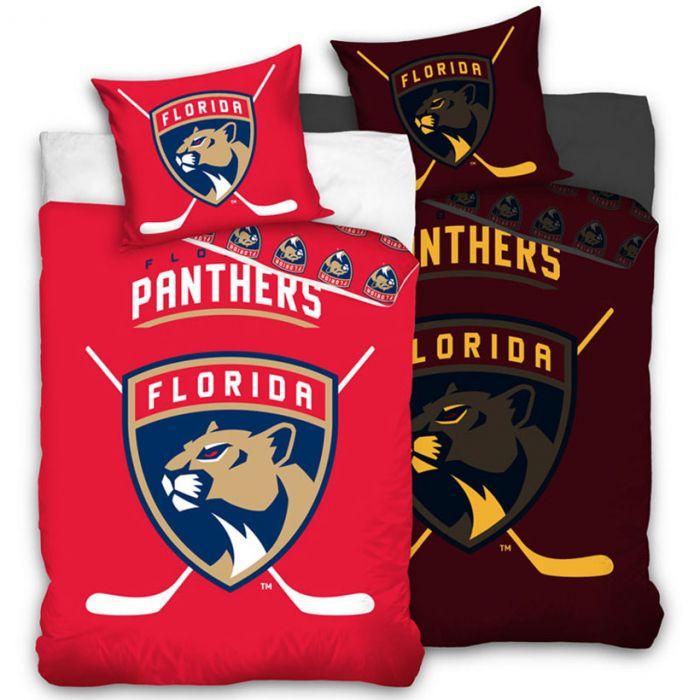 Florida Panthers Glow In The Dark posteljnina 140x200