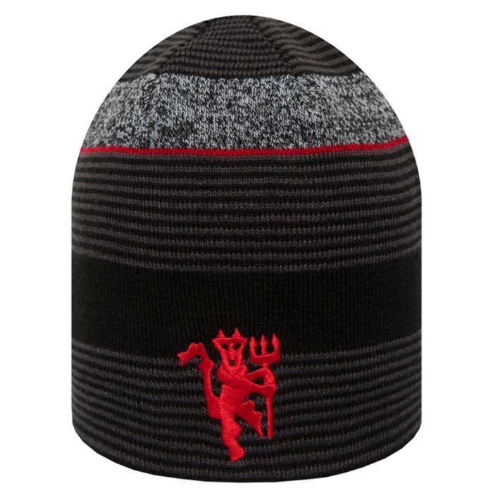 2f450b58f1e Manchester United New Era Marl Knit obojestranska zimska kapa