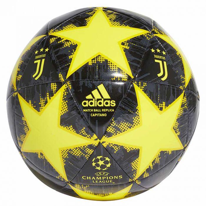 Juventus Adidas Finale 18 Capitano replika žoga
