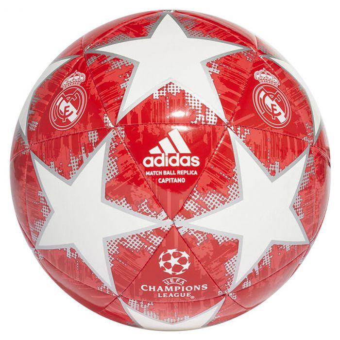 Real Madrid Adidas Finale 18 Capitano replika žoga