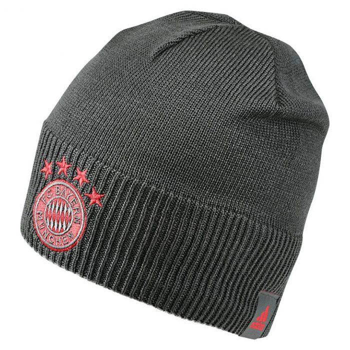 fe2530267a FC Bayern München Adidas CL cappello invernale