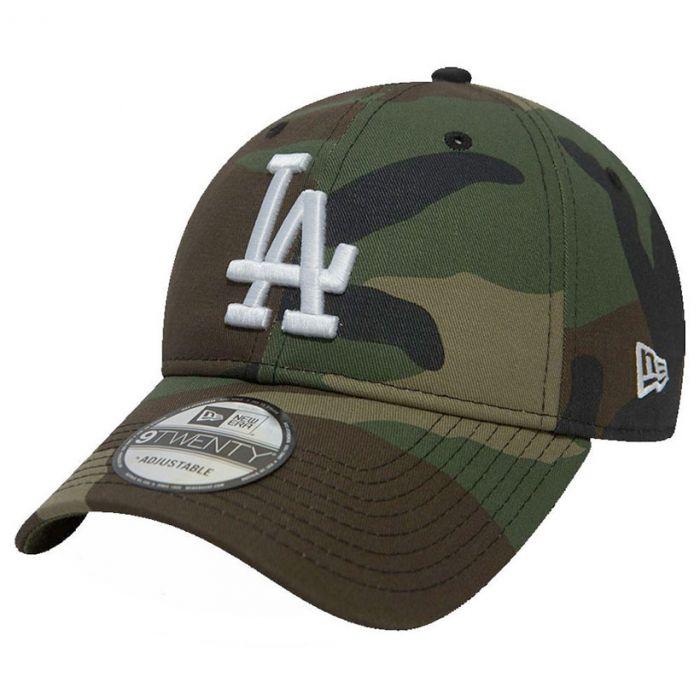 Los Angeles Dodgers New Era 9TWENTY Camo Packable kapa