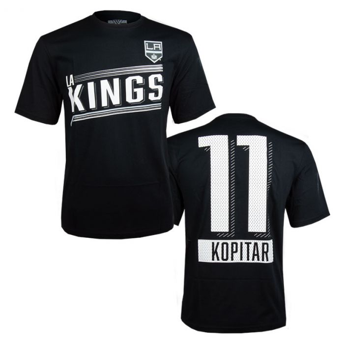 Anže Kopitar Los Angeles Kings Levelwear Icing majica