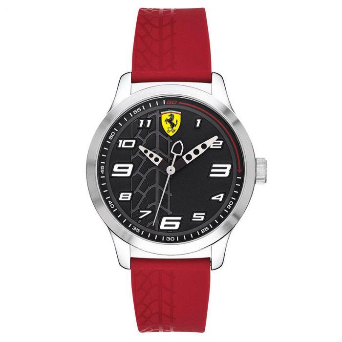 Scuderia Ferrari Pitlane Quartz ročna ura 0840019