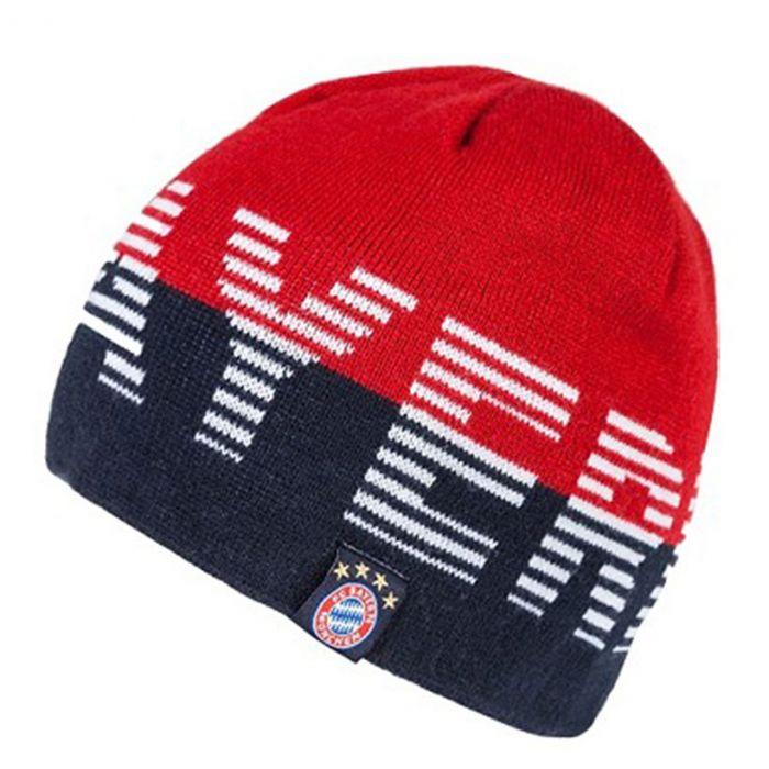 fb5d542714 FC Bayern München RNV cappello invernale per bambini