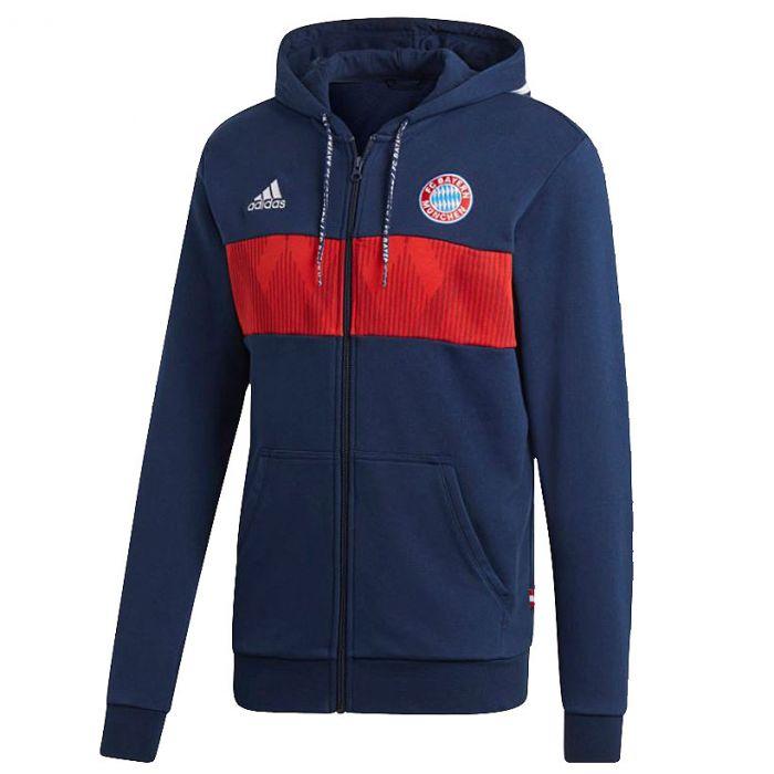 FC Bayern München Adidas jopica s kapuco