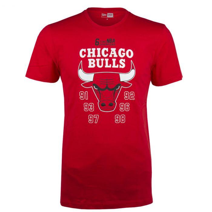 Chicago Bulls New Era Team Champion majica