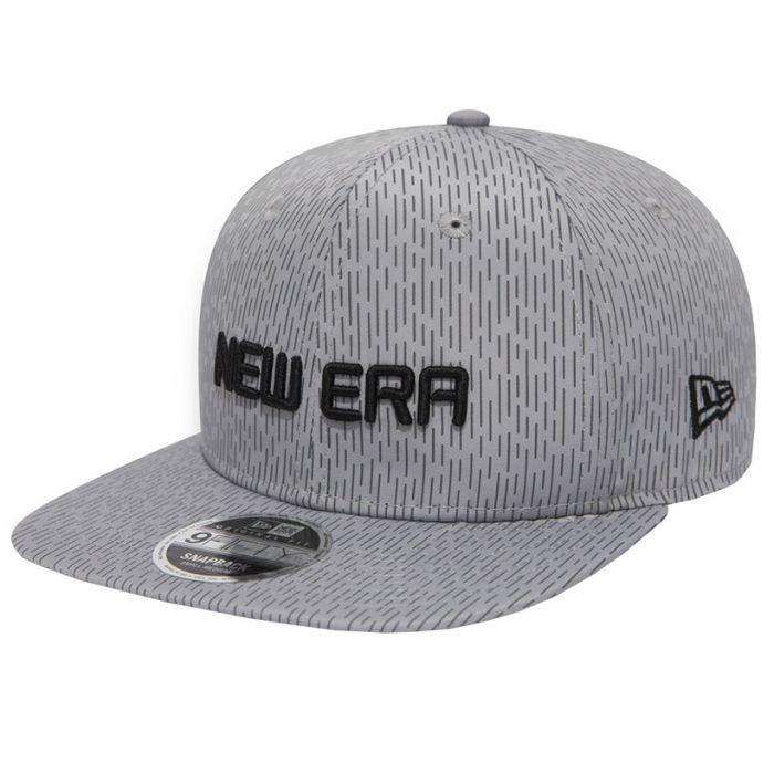 New Era 9FIFTY Rain Camo Grey Original Fit kapa