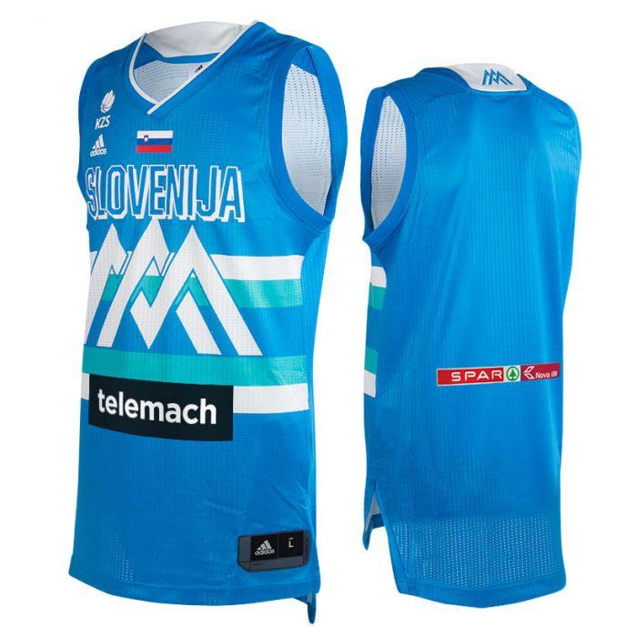Slovenija Adidas KZS moški dres Away