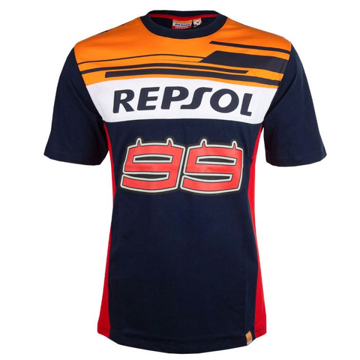 Jorge Lorenzo JL99 Big 99 Repsol majica