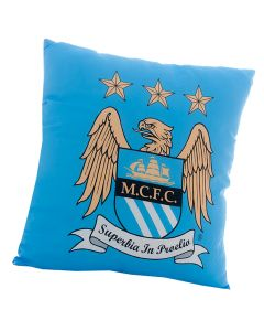 Manchester City Kissen