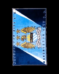 Manchester City Teppich