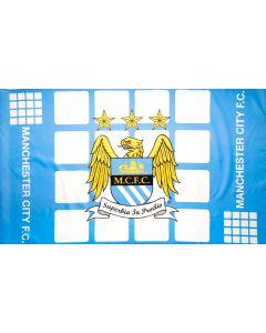 Manchester City Fahne Flagge 152x91