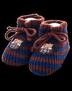 FC Barcelona Baby Hausschuhe