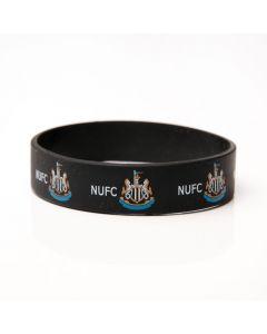 Newcastle United Silikon Armband