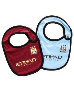 Manchester City 2x Lätzchen
